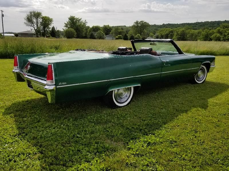 1969 Cadillac DeVille  - North Freedom WI