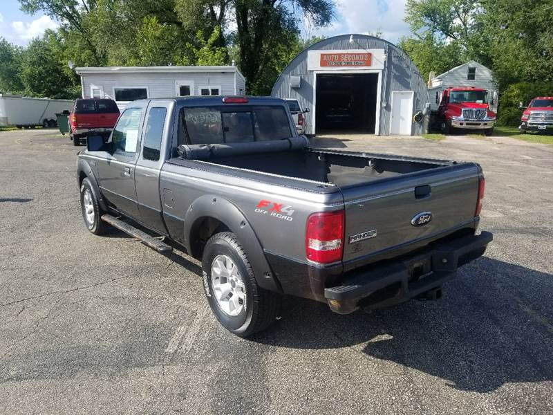 2008 Ford Ranger 4x4 FX4 Off-Road 4dr SuperCab SB - North Freedom WI