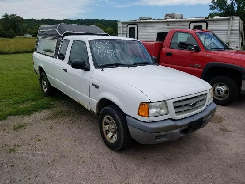 2003 Ford Ranger 2dr SuperCab XLT Rwd Styleside SB - North Freedom WI