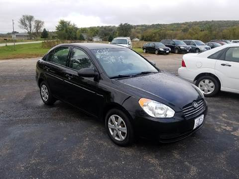 2008 Hyundai Accent for sale in North Freedom WI