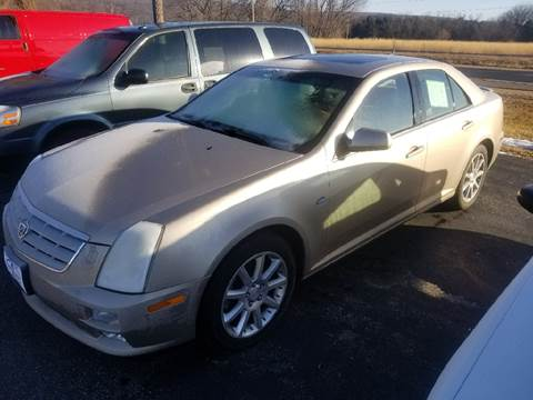 2005 cadillac sts for sale in wisconsin. Black Bedroom Furniture Sets. Home Design Ideas