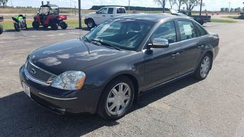 2007 Ford Five Hundred for sale in North Freedom, WI