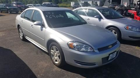 2012 Chevrolet Impala for sale in North Freedom, WI