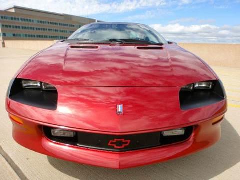 1996 Chevrolet Camaro for sale at Supreme Carriage in Wauconda IL