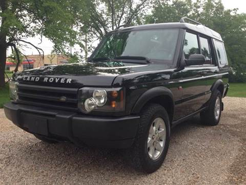 2003 Land Rover Discovery for sale at Supreme Carriage in Wauconda IL