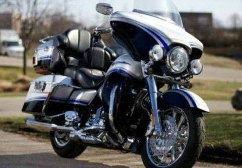 2009 Harley-Davidson Ultra Classic Electra Glide for sale at Supreme Carriage in Wauconda IL