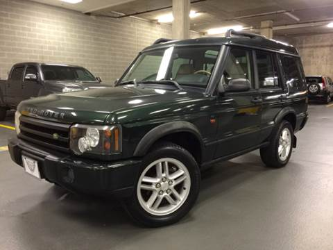 2004 Land Rover Discovery for sale at Supreme Carriage in Wauconda IL