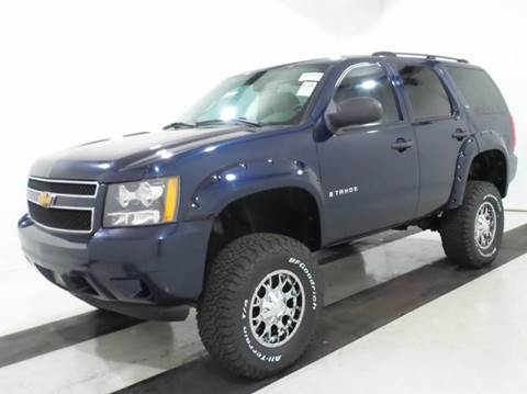 2007 Chevrolet Tahoe for sale at Supreme Carriage in Wauconda IL
