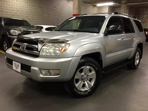 2005 Toyota 4Runner for sale at Supreme Carriage in Wauconda IL