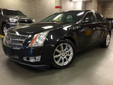 2009 Cadillac CTS for sale at Supreme Carriage in Wauconda IL