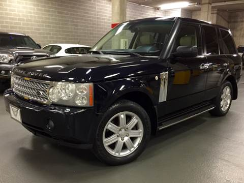 2006 Land Rover Range Rover for sale at Supreme Carriage in Wauconda IL