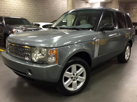2004 Land Rover Range Rover for sale at Supreme Carriage in Wauconda IL