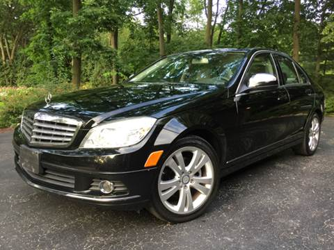2009 Mercedes-Benz C-Class for sale at Supreme Carriage in Wauconda IL