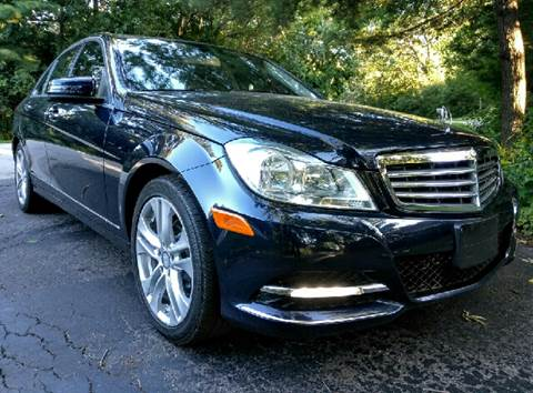2012 Mercedes-Benz C-Class for sale at Supreme Carriage in Wauconda IL