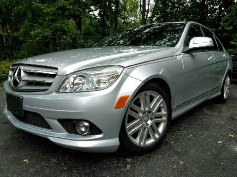 2008 Mercedes-Benz C-Class for sale at Supreme Carriage in Wauconda IL