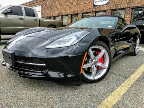 2014 Chevrolet Corvette for sale at Supreme Carriage in Wauconda IL
