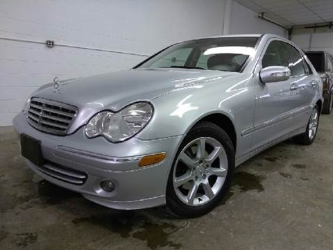 2007 Mercedes-Benz C-Class for sale at Supreme Carriage in Wauconda IL