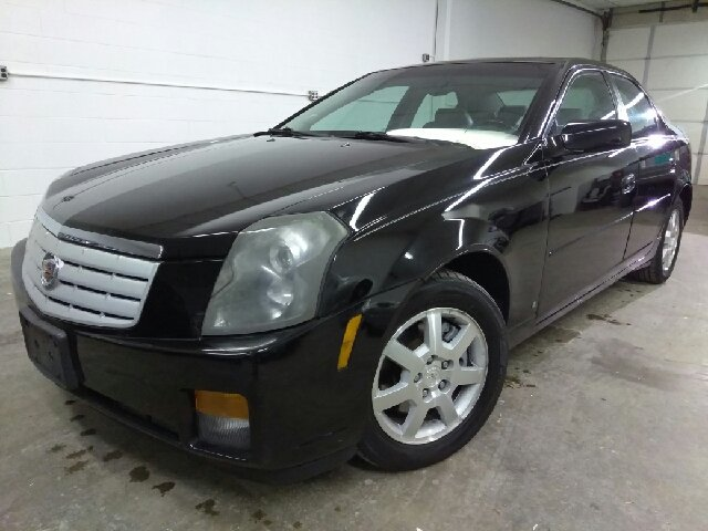 2007 Cadillac CTS for sale at Supreme Carriage in Wauconda IL