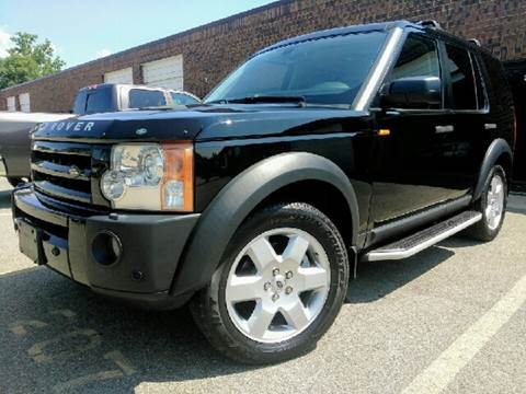 2007 Land Rover LR3 for sale at Supreme Carriage in Wauconda IL