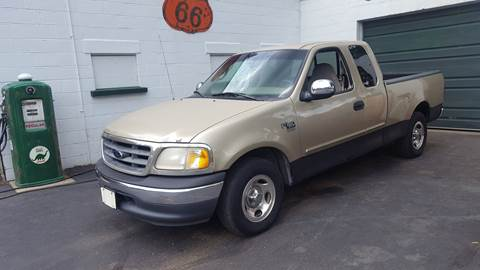 2000 Ford F-150 for sale in Ravenna, MI