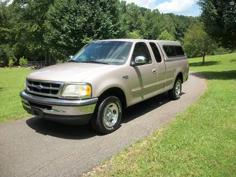 1998 Ford F-150 for sale in Nebo, NC