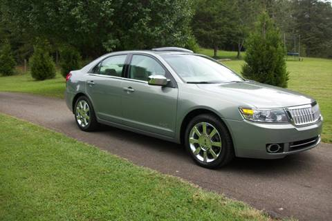 2008 Lincoln MKZ for sale in Nebo, NC