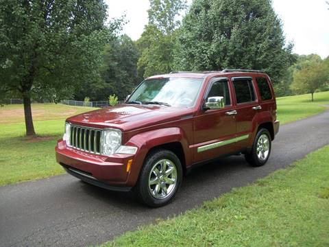 2008 Jeep Liberty for sale in Nebo, NC