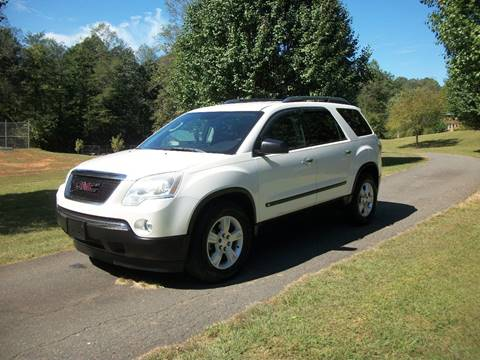 2009 GMC Acadia for sale in Nebo, NC