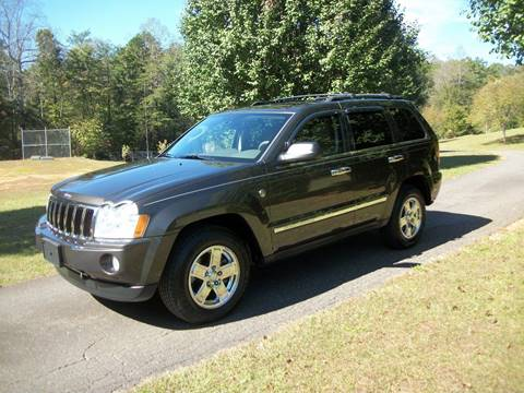 2006 Jeep Grand Cherokee for sale in Nebo, NC