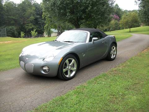 2006 Pontiac Solstice for sale in Nebo, NC