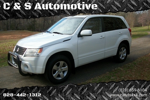 2012 Suzuki Grand Vitara for sale in Nebo, NC