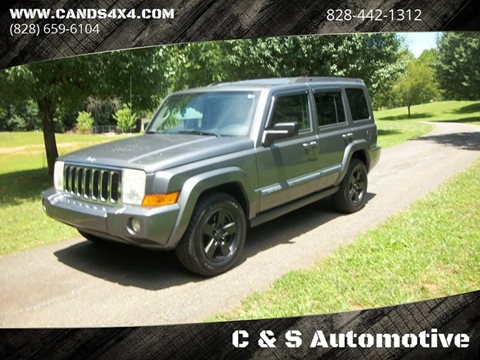 2008 Jeep Commander for sale in Nebo, NC