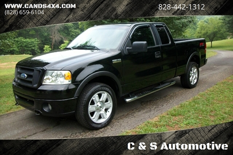 2008 Ford F-150 for sale in Nebo, NC