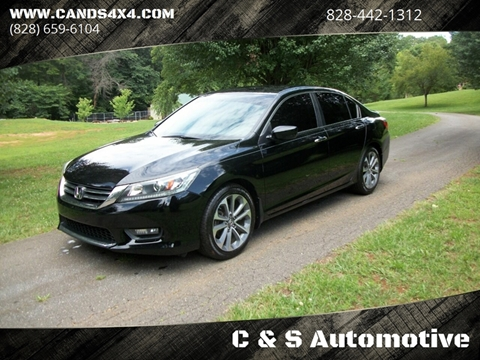 2014 Honda Accord for sale in Nebo, NC