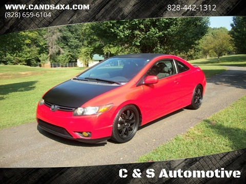 2008 Honda Civic for sale in Nebo, NC