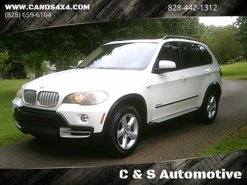 2010 BMW X5 for sale at C & S Automotive in Nebo NC