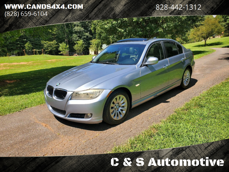 2009 BMW 3 Series for sale at C & S Automotive in Nebo NC