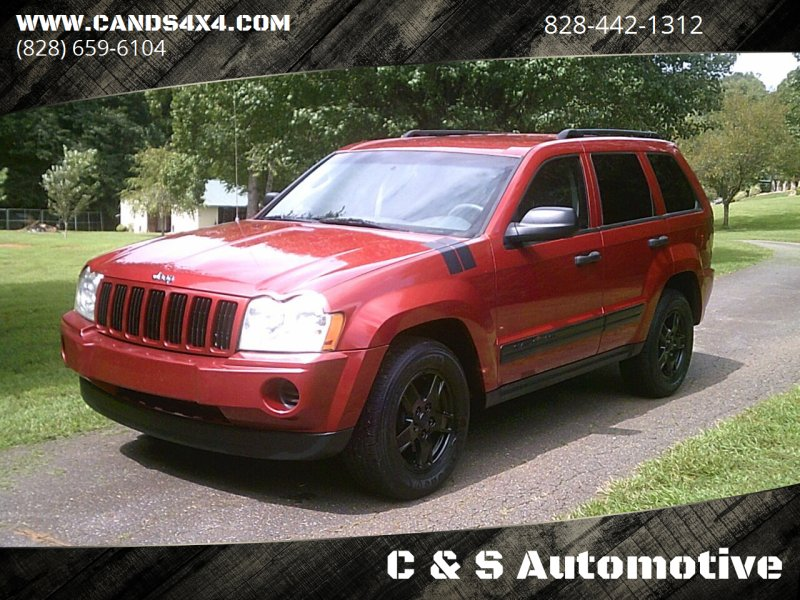 2006 Jeep Grand Cherokee for sale at C & S Automotive in Nebo NC