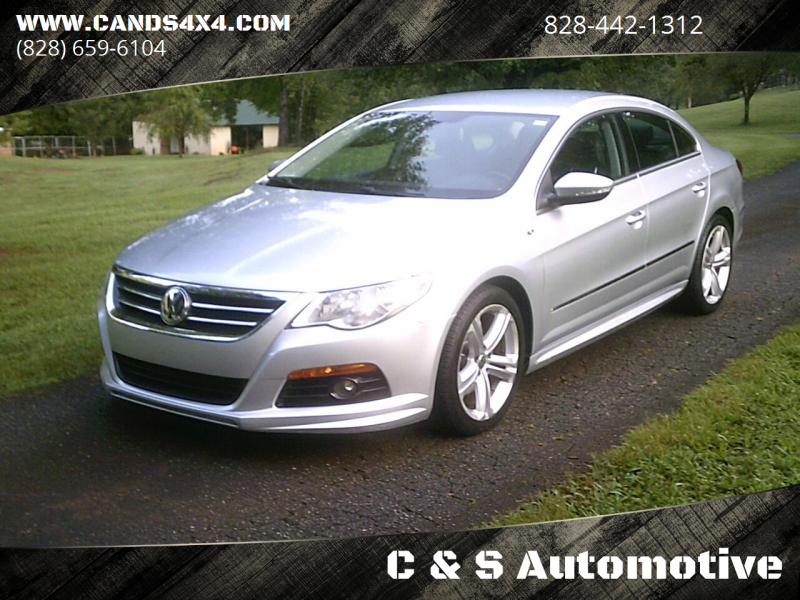 2012 Volkswagen CC for sale at C & S Automotive in Nebo NC