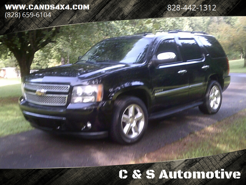 2010 Chevrolet Tahoe for sale at C & S Automotive in Nebo NC