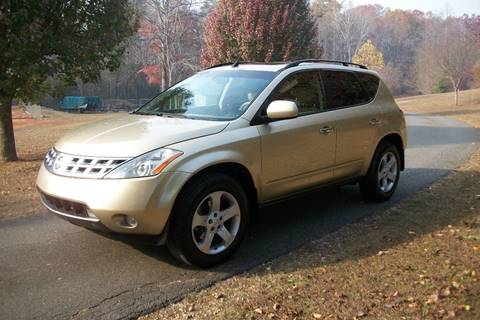 2003 Nissan Murano for sale in Nebo, NC