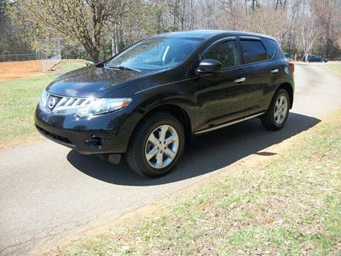 2010 Nissan Murano for sale in Nebo, NC