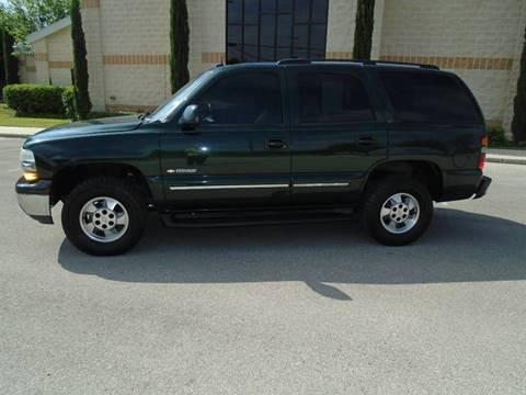 2003 Chevrolet Tahoe for sale in San Antonio, TX