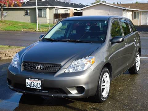 2008 Toyota Matrix for sale in Sacramento, CA