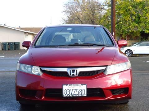 2009 Honda Civic for sale in Sacramento, CA