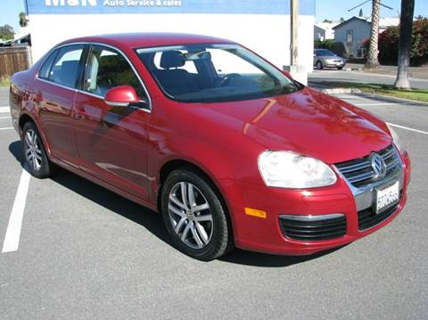 2006 Volkswagen Jetta for sale at M&N Auto Service & Sales in El Cajon CA