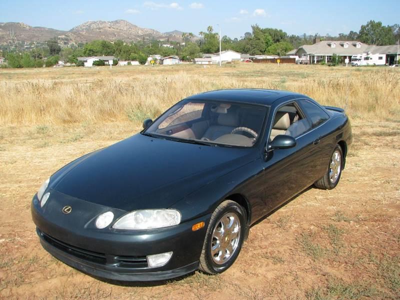 1993 Lexus SC 400 2dr Coupe   El Cajon CA