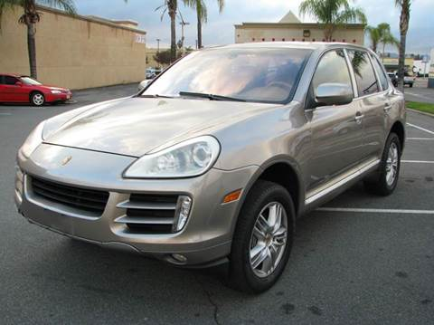 2008 Porsche Cayenne for sale at M&N Auto Service & Sales in El Cajon CA