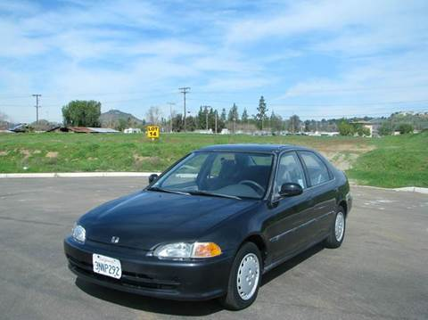 1995 Honda Civic For Sale - Carsforsale.com®