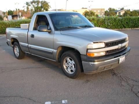 1999 Chevrolet Silverado >> 1999 Chevrolet Silverado 1500 For Sale In El Cajon Ca